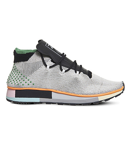 adidas alexander wang corrono metà top primeknit scarpe