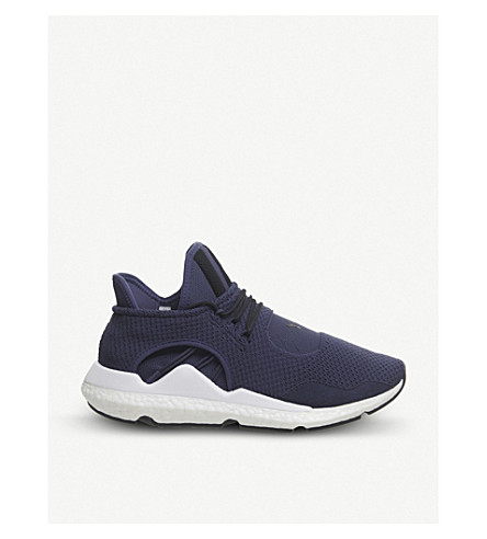 61a6ea4d77c69 ... ADIDAS Y3 Y-3 Saikou Primeknit trainers (Purple+white+boost.  PreviousNext