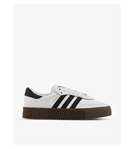 Adidas Samba Rose Leather Sneakers