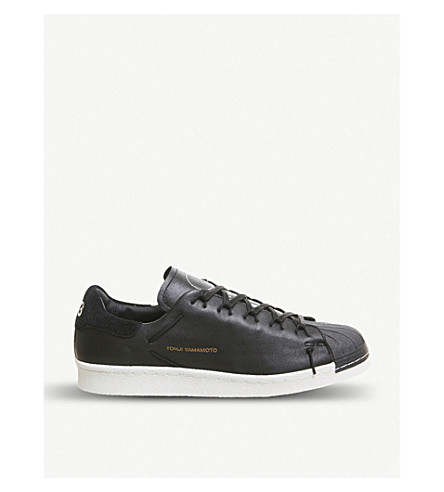 Knot Y leather sneakers Y3 3 ADIDAS Super 4c35ARLjq