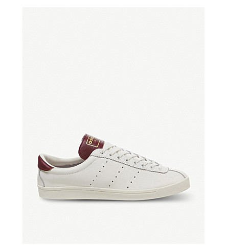 premium selection 7a101 960f3 ... ADIDAS Lacombe Spezial leather trainers (Cloud+white. PreviousNext