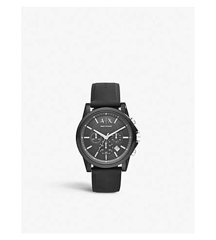 537f5ceef723 ... ARMANI EXCHANGE AX1326 Exchange chronograph watch. PreviousNext