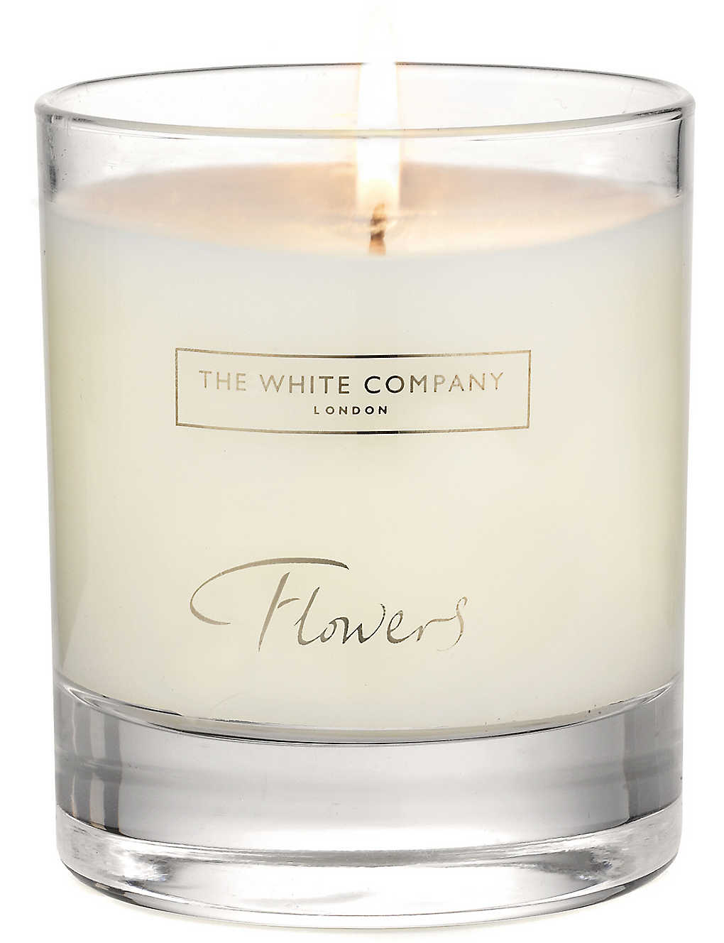The white company flowers scented candle 140g selfridges no recent searches mightylinksfo