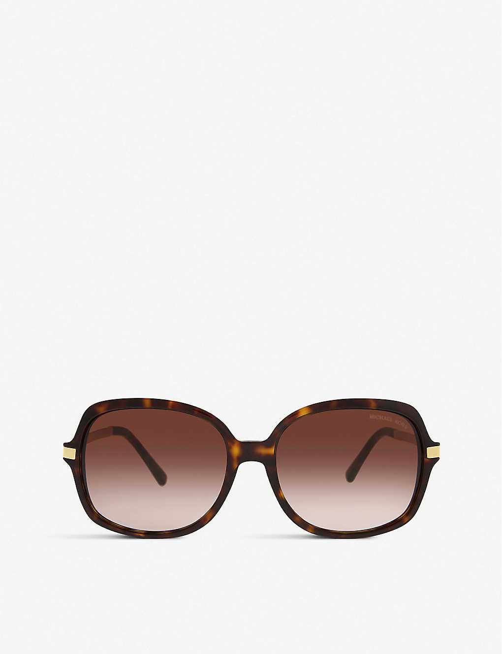 7cfc8e195b8 MICHAEL KORS - MK2024 Adrianna II round-frame sunglasses ...