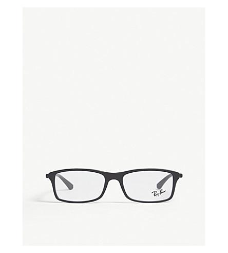887e4839fe RAY-BAN - RB7017 rectangle-frame glasses