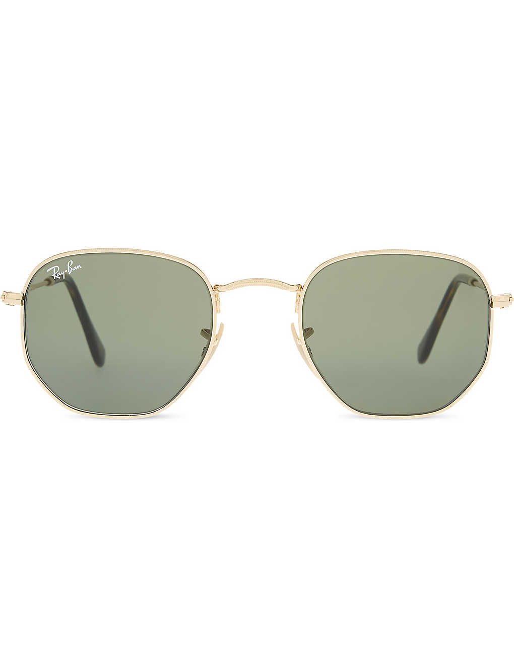 cca5337bab RAY-BAN - Rb3548 metal hexagonal sunglasses