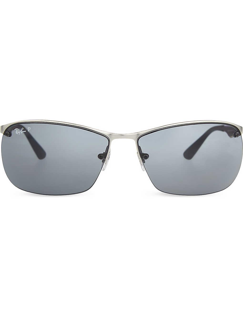 2fb114def5f RAY-BAN - RB3550 D-frame sunglasses sunglasses