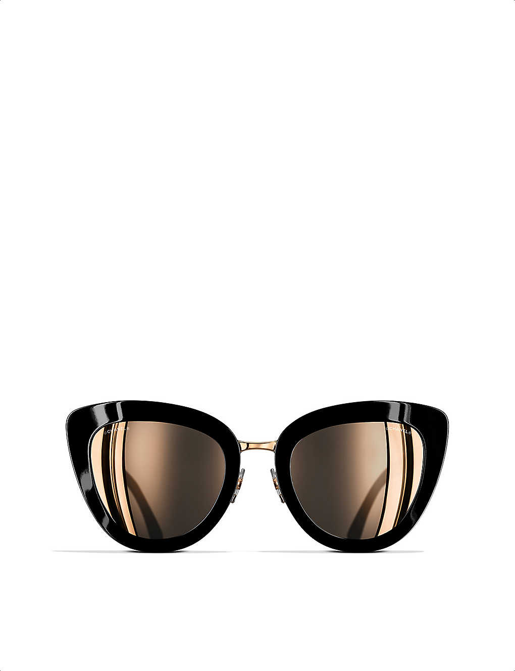 8b5017897f CHANEL - Cat-eye sunglasses
