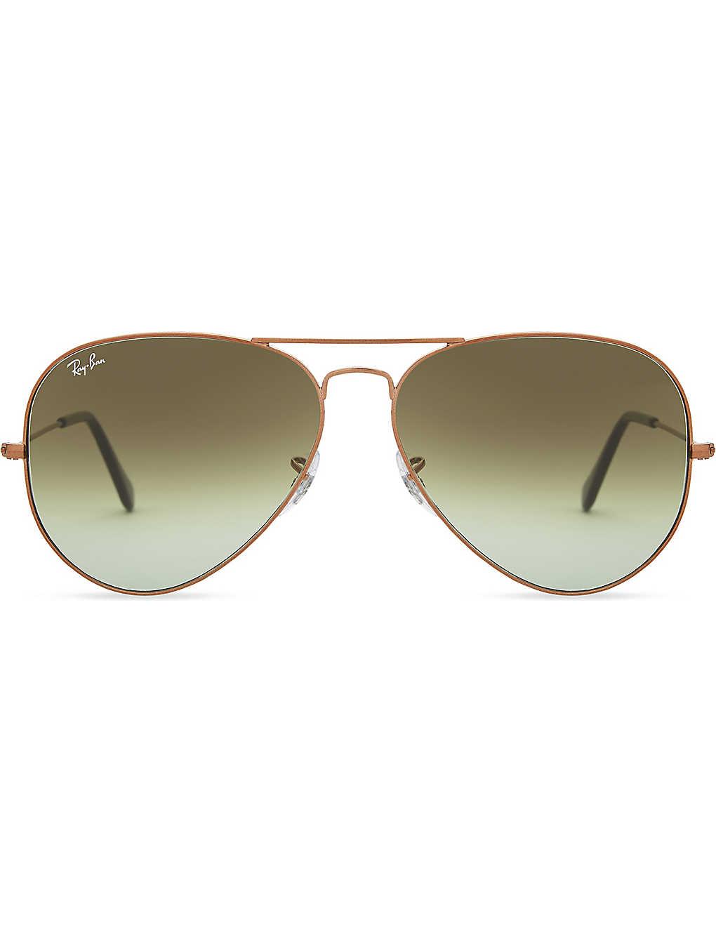 55cacb5405 RAY-BAN - Rb3026 aviator sunglasses