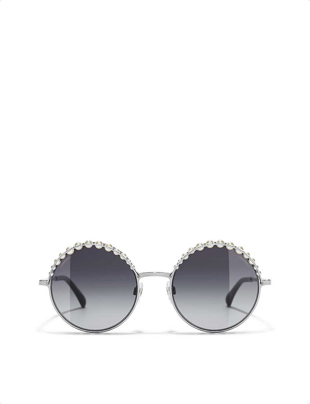 f14d3b4405 CHANEL - Round sunglasses