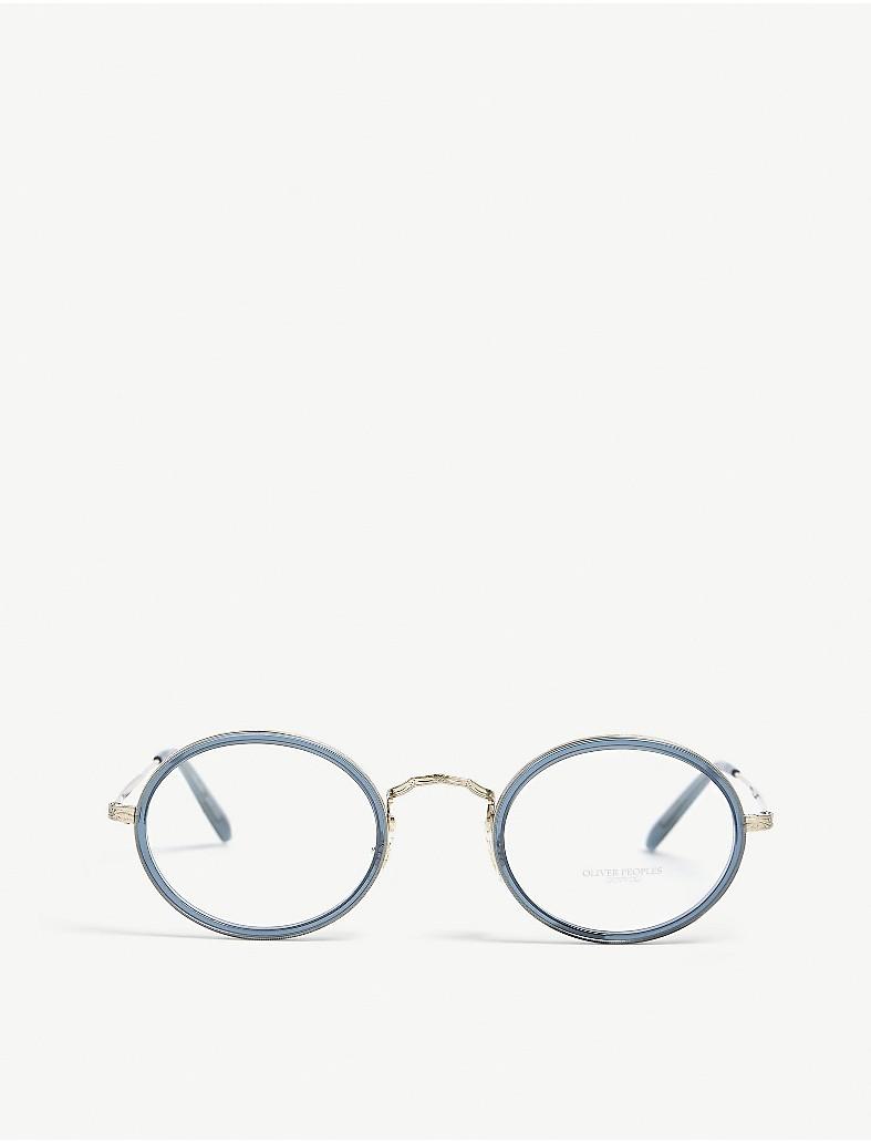 d02a974a7d OLIVER PEOPLES - OV1215 round-frame glasses