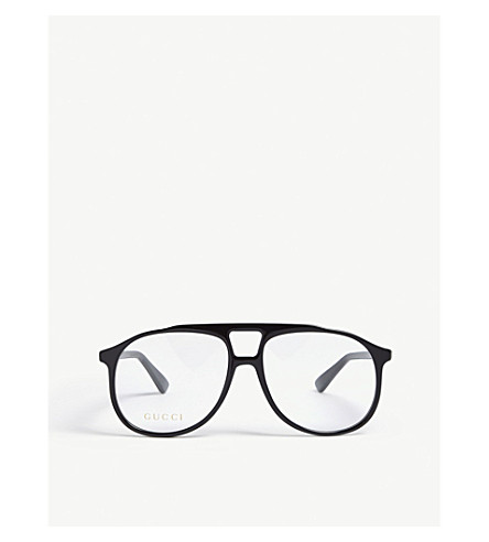 Gg02640 Pilot Optical Glasses by Gucci