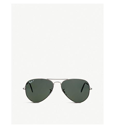 ccc9551b68 ... best price ray ban original aviator gunmetal frame sunglasses rb3025 58.  previousnext 9d278 b053b