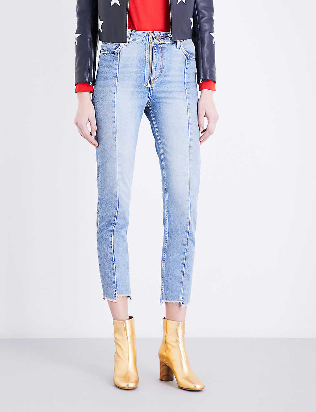 DENIM - Denim trousers Sandro