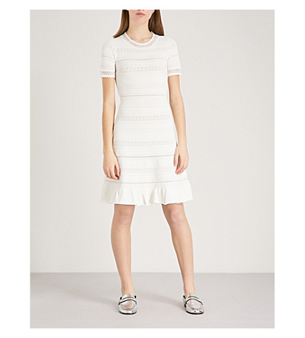 Ribbed Knit Dress by Sandro