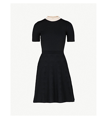 Luigi Knitted Dress by Sandro