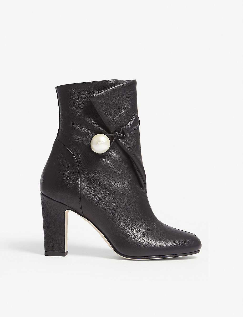 368bd7aebcf2 JIMMY CHOO - Bethanie 85 leather ankle boots