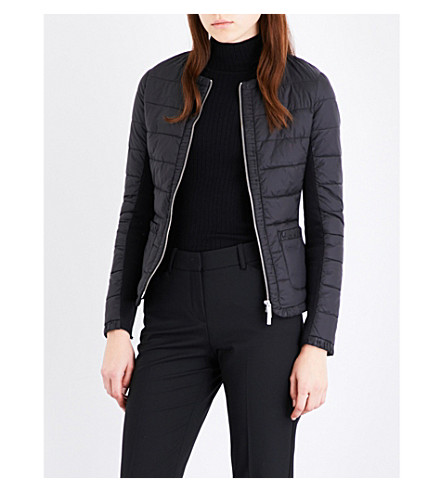 Karen Millen Structured Zip-Up Jacket For Cheap For Sale 2018 Cool Enjoy Shopping Discount Wiki u7N2jBDo9