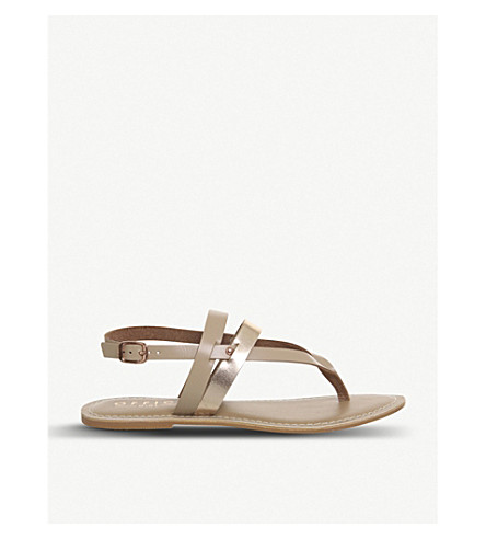 Salute Toe Post Sandals by Office