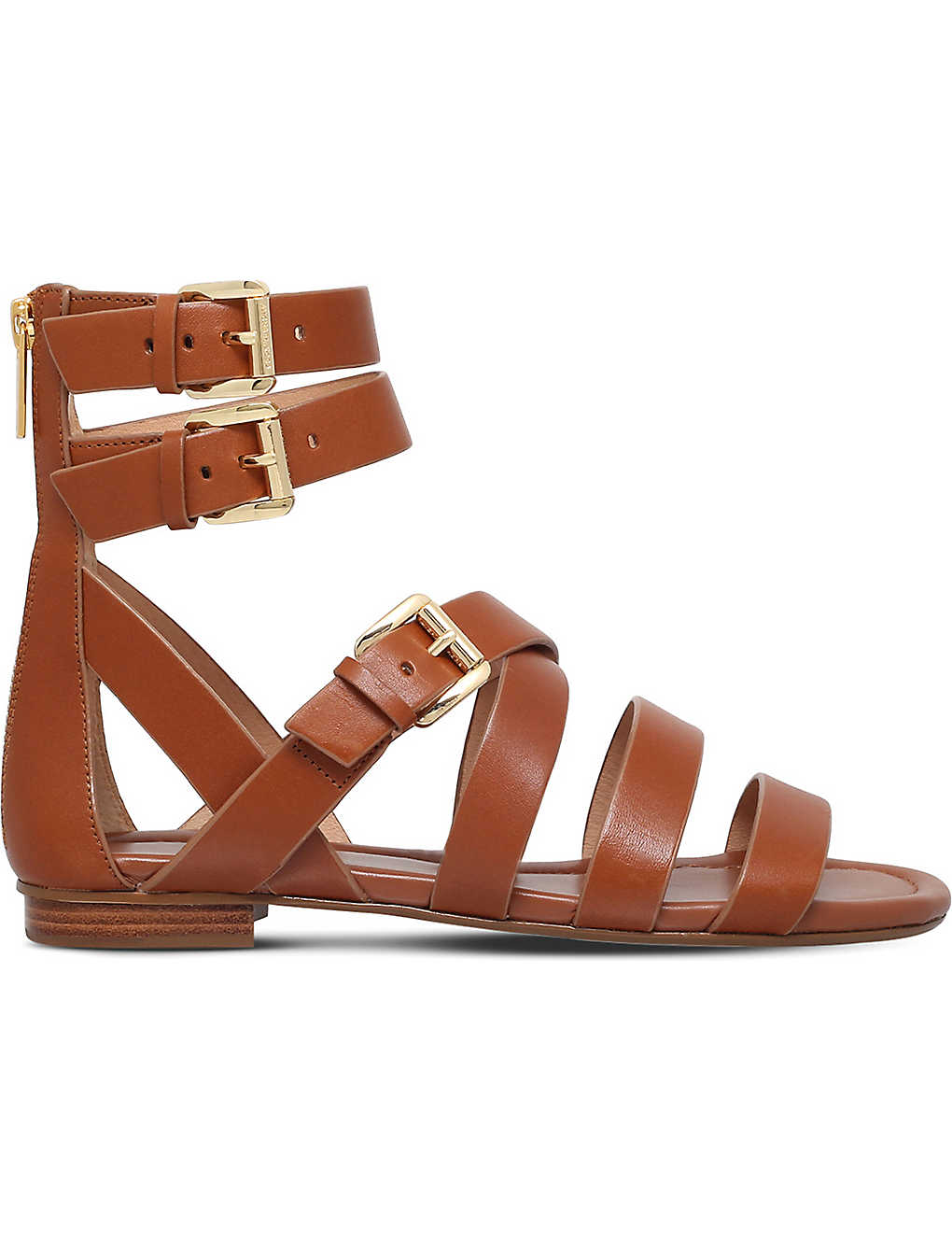 ab673d9b08d MICHAEL MICHAEL KORS - Jocelyn leather sandals