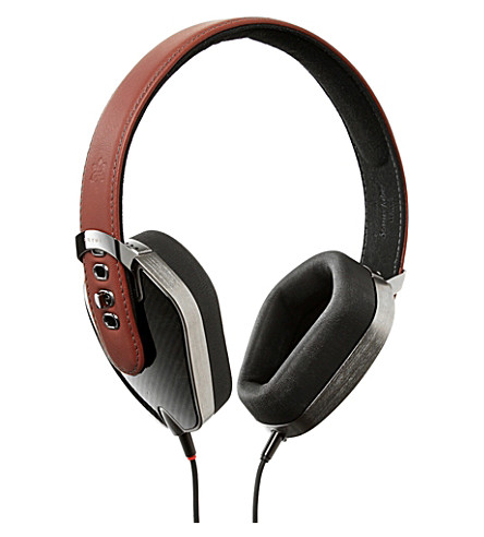 leather-over-ear-headphones by pryma