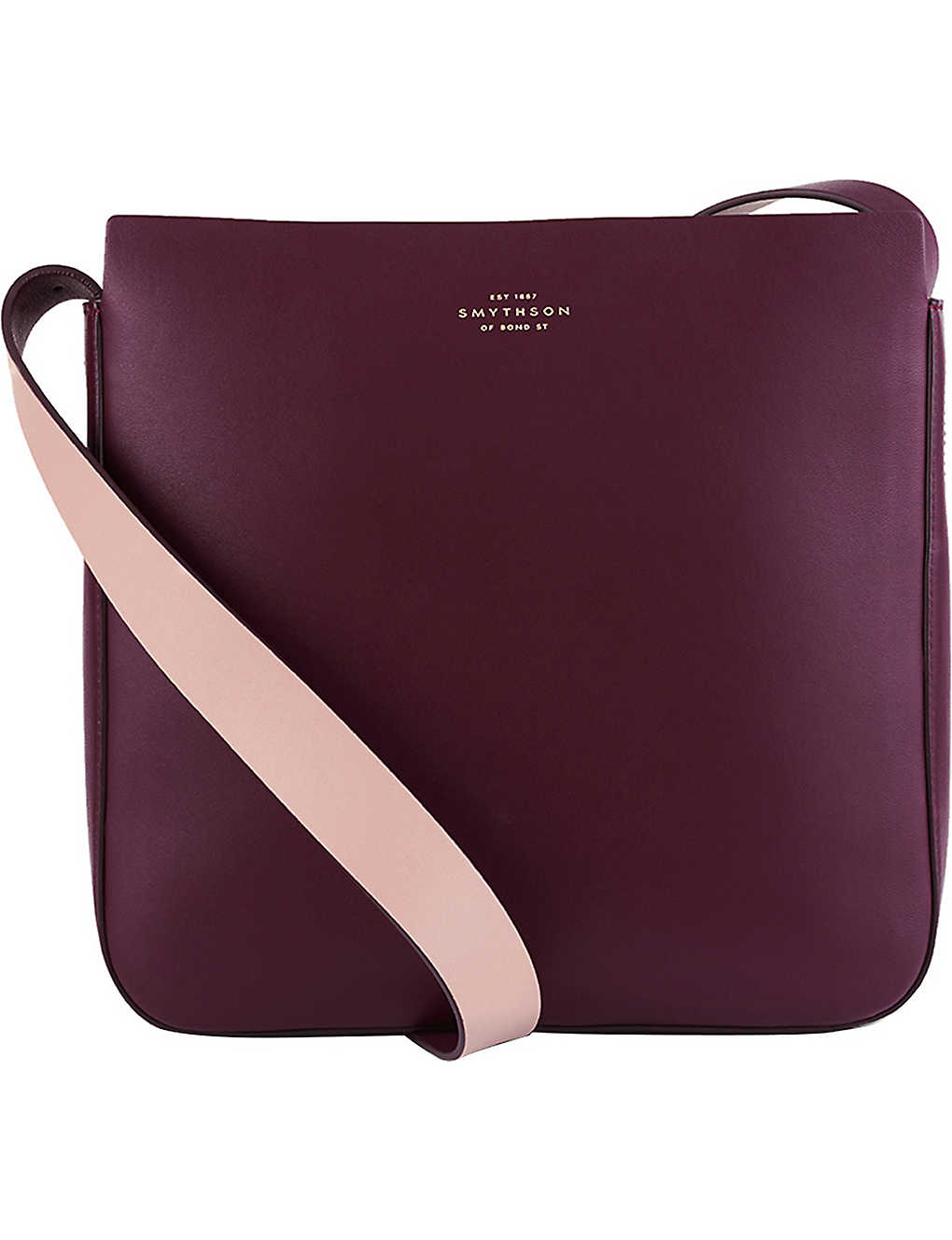 Bag Cross Leather Compton Smythson Body 0wq8zxaZB