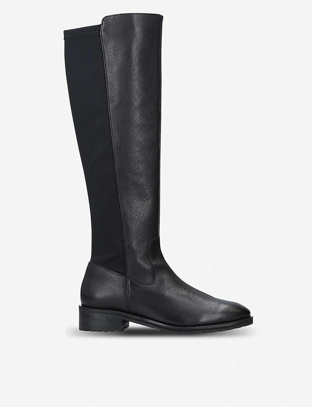 Leather Boots London Rayko Kurt Geiger w04BwqWZF