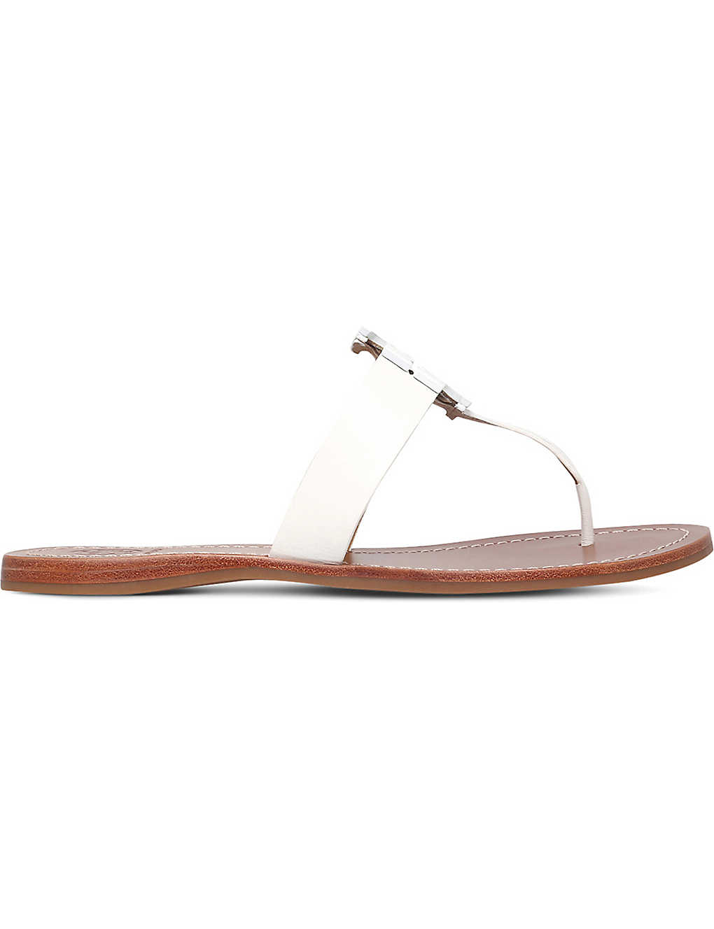 bac29d8eaf8 TORY BURCH - Moore 2 leather sandals