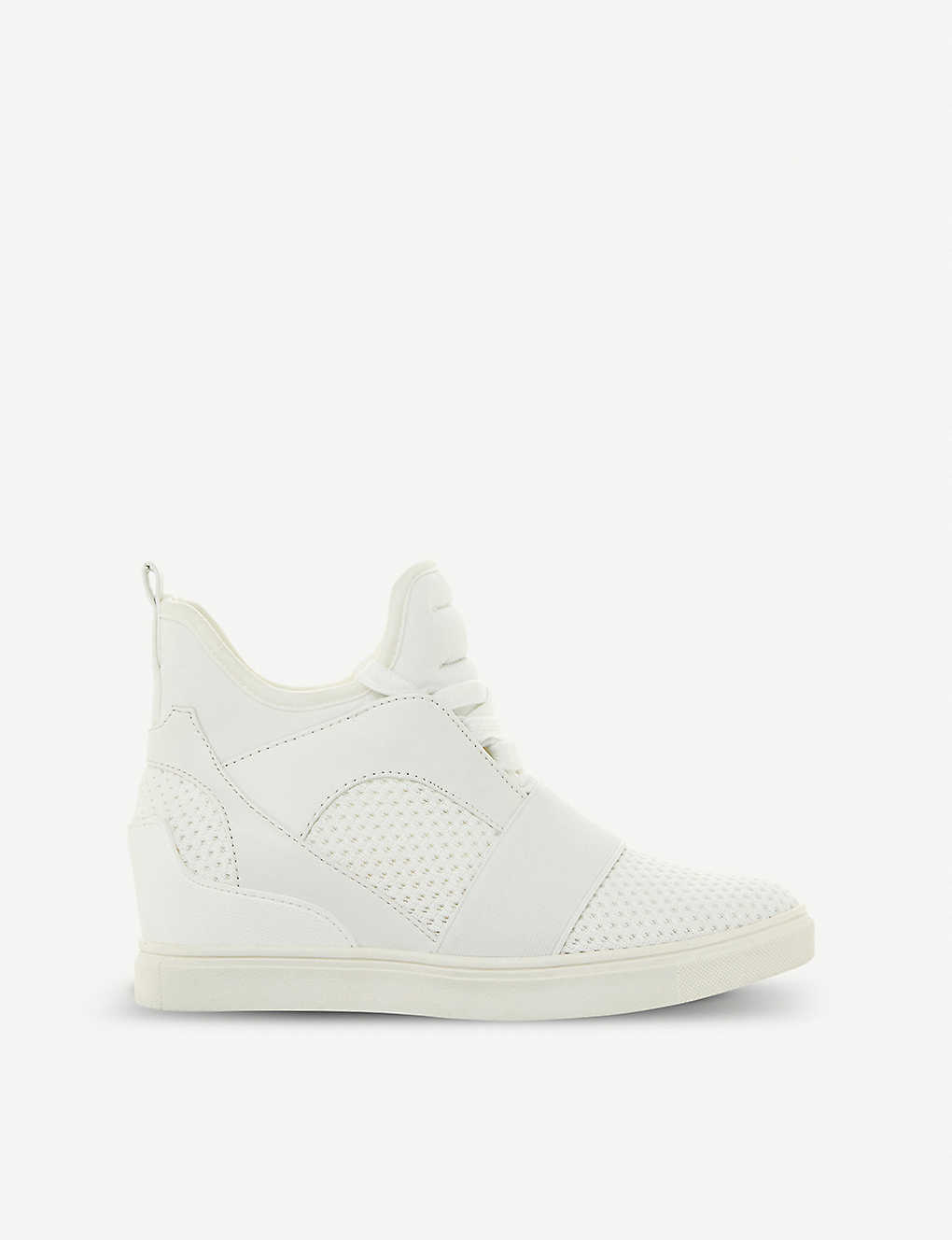 Steve Madden LEXI - High-top trainers - white