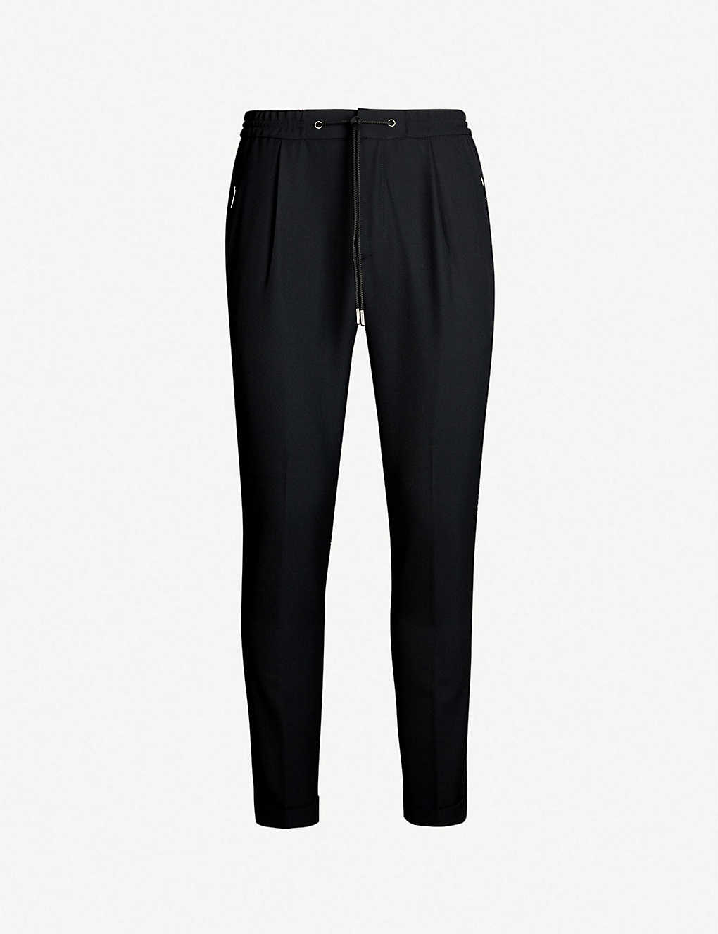 262c82b3974 THE KOOPLES - Slim-fit skinny twill trousers