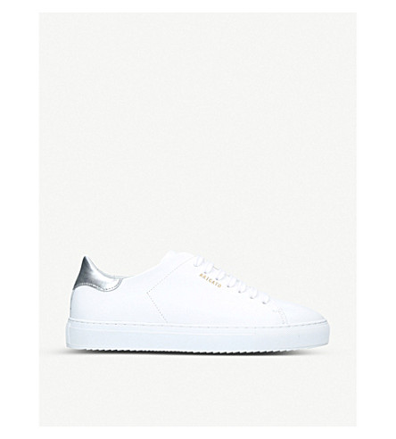 AXEL ARIGATO Clean 90 leather trainers (White/comb