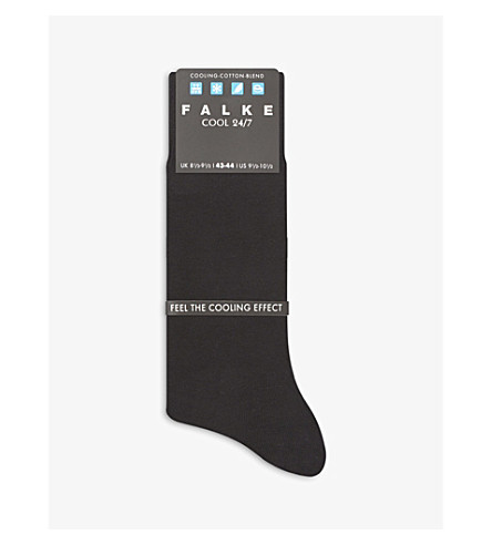 FALKE Cool 24/7 socks (Black