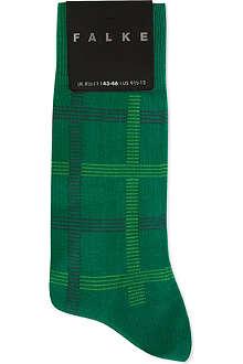 FALKE Cross-hatch socks