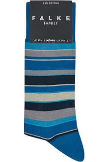 FALKE Bold striped socks