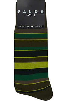 FALKE Bold striped socks