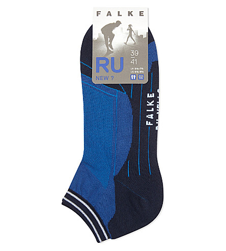 FALKE R U New? trainer socks (Sapphire