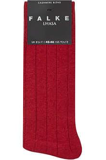 FALKE Lhasa cashmere blend socks