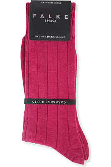 FALKE Lhasa ribbed socks