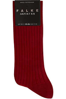 FALKE Airport rib socks
