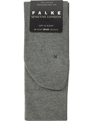 FALKE London sensitive socks