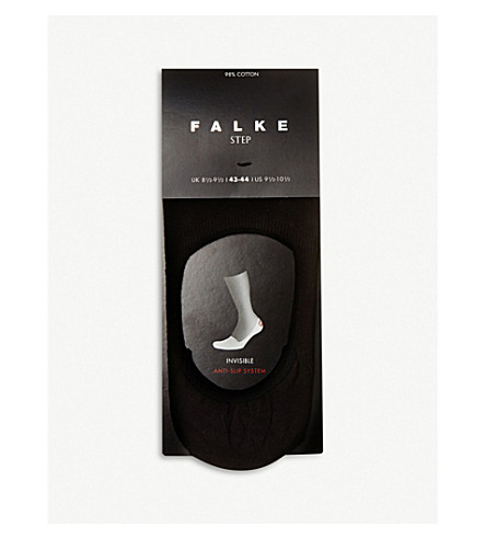 FALKE Invisible step sock (Black