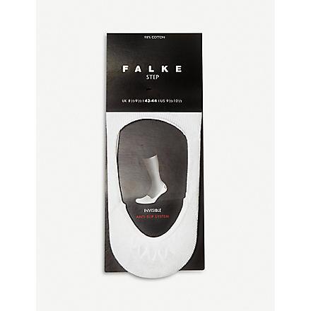 FALKE Invisible step sock (White