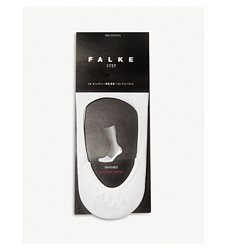 FALKE Invisible step sock (White