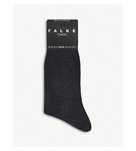 FALKE 戈袜子 (炭
