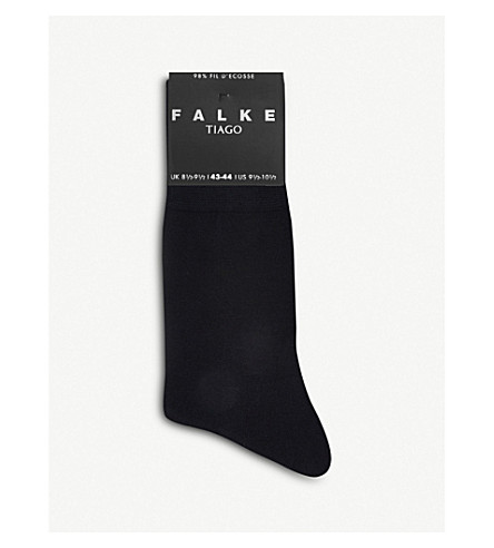 FALKE Tiago socks (Navy