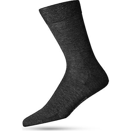 FALKE Firenze socks (Black