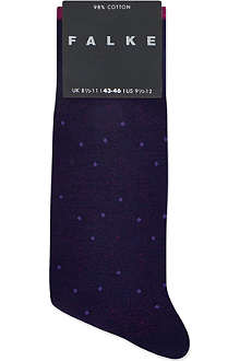 FALKE Paisley print socks