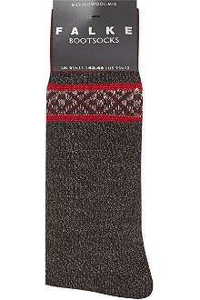 FALKE Boot socks