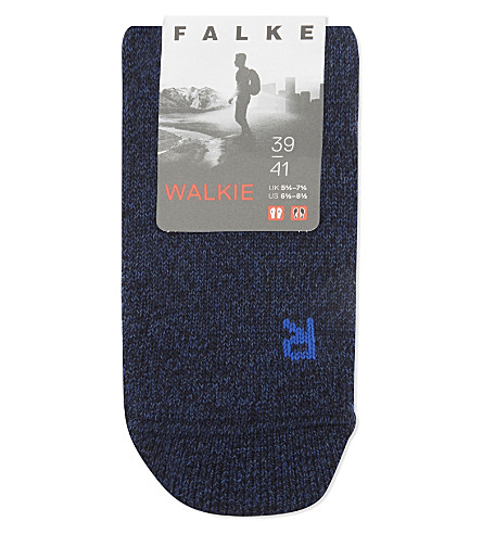 FALKE Walkie high-volume walking socks (Jeans