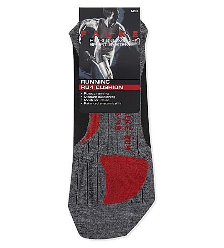 FALKE RU4 Cushion socks (Black
